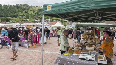 marchés de produits La Bresse2