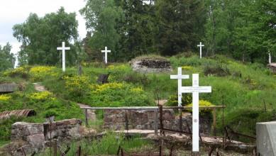 patrimoine mémoire - Champ de Bataille 1ere ligne allemande