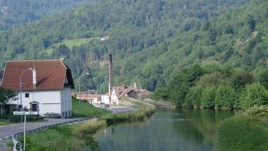 patrimoine textile - vallée Bresse Cornimont