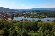 Belfort étang malsaucy ville porte