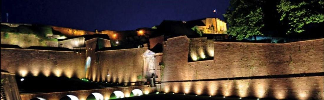 Belfort ville porte