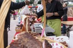 marchés de produits La Bresse fumé