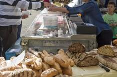marchés de produits Ste Croix aux Mines