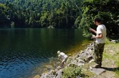 pêche étang actvités nature