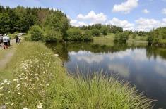 Plateau des mille étangs - esmoulières