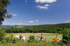 ecoutourisme, équestre, cheval, ClosLery
