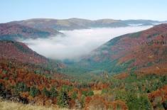 mer de nuages automne