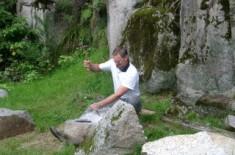 taille du granit