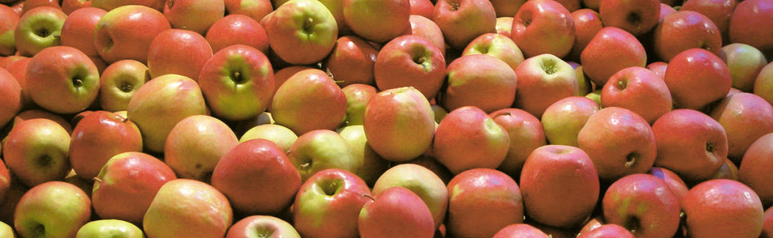 pommes, fruits