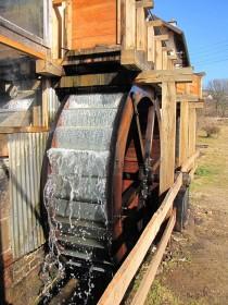 patrimoine industriel-roue-eau