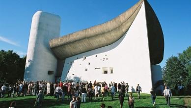 patrimoine religieux-chapelle ronchamp
