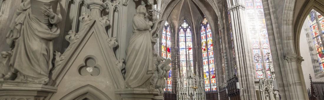plombières-les-Bains église cathédrale