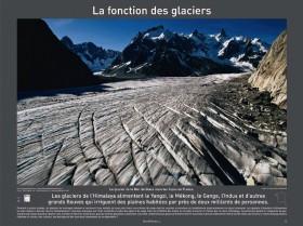 La fonction des glaciers