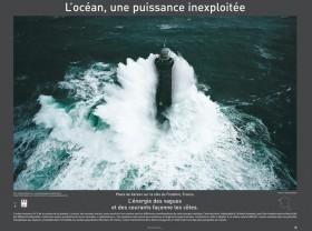 L'énergie des vagues