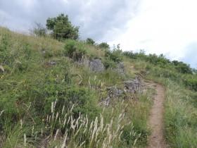 chemin corniche collines calcaires zinnkoepfle