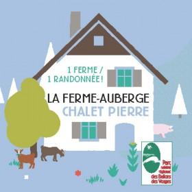 couv 1 ferme 1 randonnée Chalet-Pierre