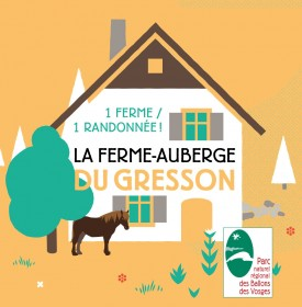 couv 1 ferme 1 randonnée  Ferme-auberge-du-Gresson