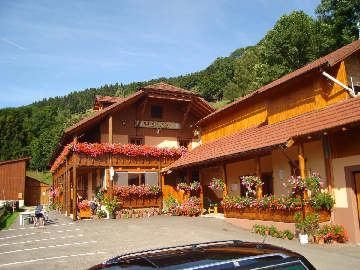 Hotels Restaurant Dans Vosges
