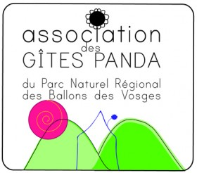 logo association gites panda