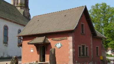 maison de la geologie sentheim