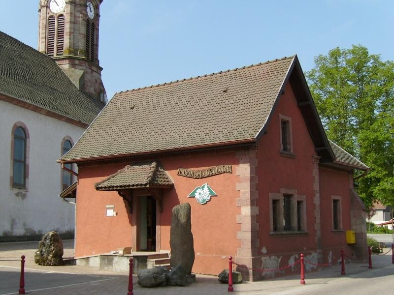 Maison de la g ologie vall es haut rhinoises for Site de la maison