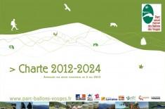 CHARTE 2012-2024