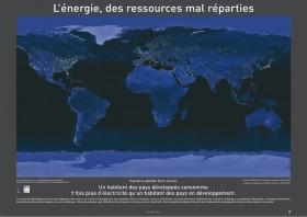 Des ressources mal réparties