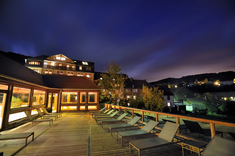 Hotel  Etoiles Dans Les Vosges