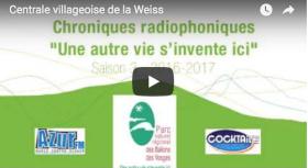 capture ecran chronique radio saison 3